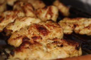Putenfleisch-vom-Grill